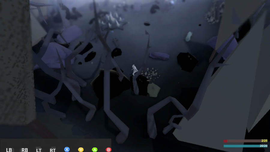 Project Jith Game Screenshot 1 - Sprint #8